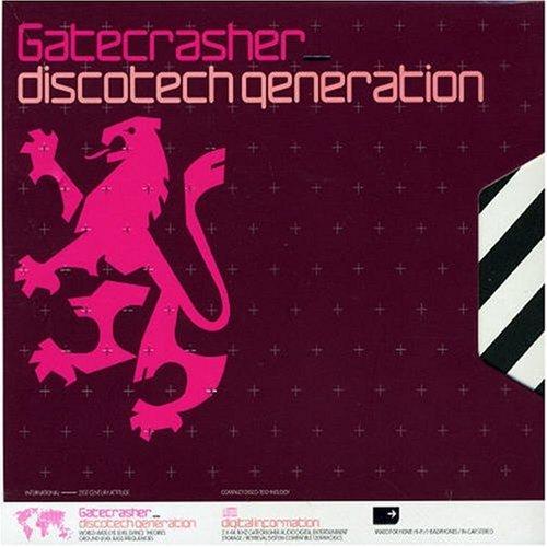 Various Artists - Gatecrasher: Discotech Generation