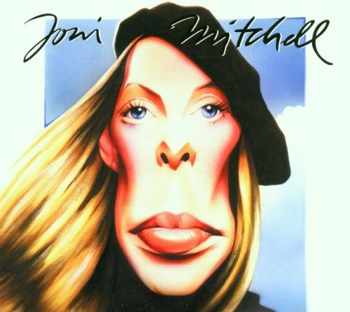 Mitchell, Joni - Girls in the Valley By Mitchell, Joni