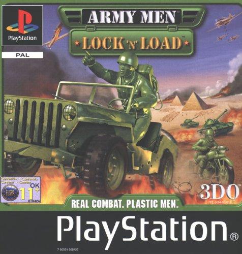 Sony Playstation - Army Men Lock 'N' Load (PS)