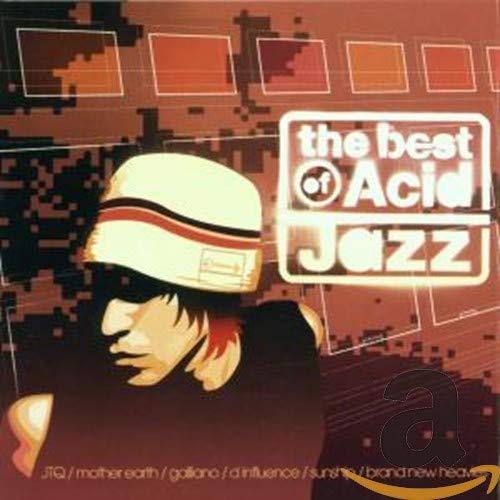 Various Artists - The Best of Acid Jazz