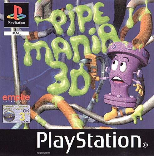 Pipe Mania 3D (PS)
