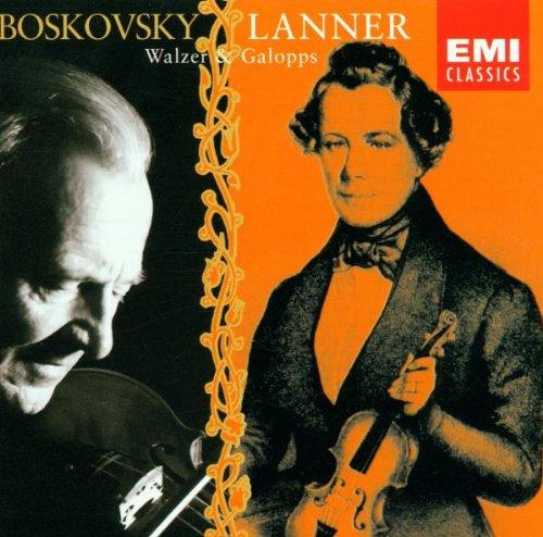 Joseph Lanner - Waltzes & Galopps (Vienna Johann Strauss Orch, Boskovsy)