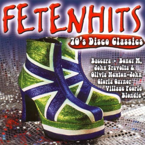Various Artists - Fetenhits-70's Disco.. By Various Artists