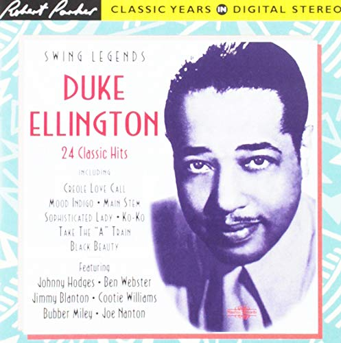 Duke Ellington - Swing Legends: Duke Ellington 24 Classic Hits By Duke Ellington