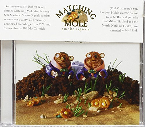 Matching Mole - Smoke Signals By Matching Mole