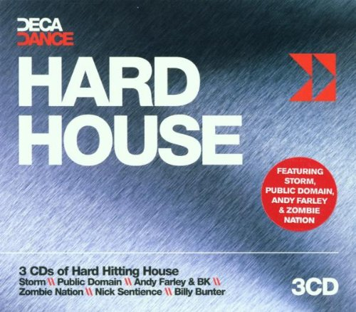 Various Artists - Decadance Hard House By Various Artists