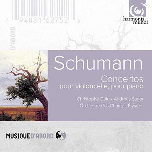 Champs-Élysées Orchestra, Paris - Schumann - Cello & Piano Concertos