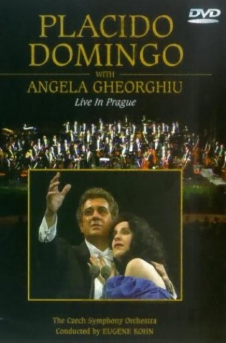 placido domingo with angela gheorghiu
