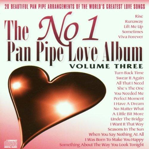 Various - No 1 Pan Pipe Love Album Vol 3