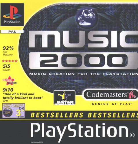 Music 2000 - Value Series (PS)