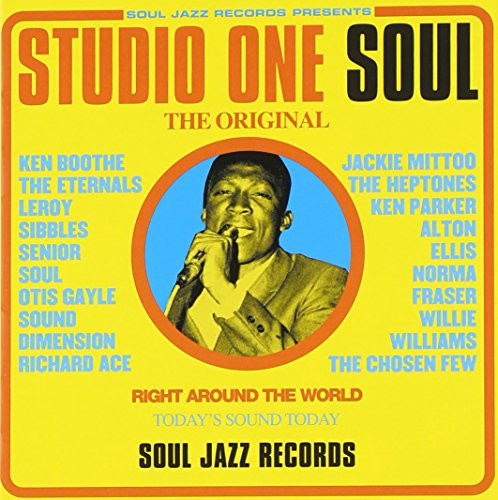 Various Artists - Studio One Soul By Various Artists