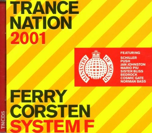 Corsten (Mixed By), Ferry - Trance Nation 2001