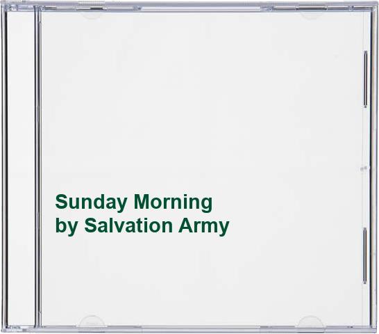 Salvation Army - Sunday Morning
