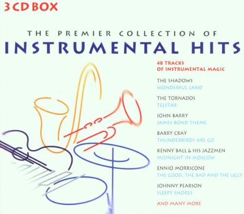 Various Artists - The Premier Collection of Instrumental Hits