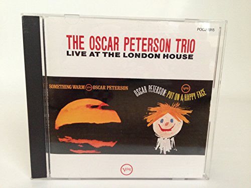 Oscar Peterson Trio - Live at the London House