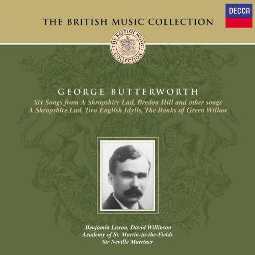 David Willison - Butterworth - Banks of Green Willow, etc