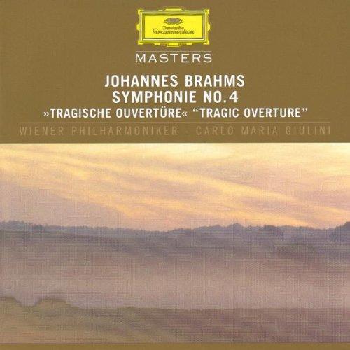 Wiener Philharmoniker - Masters - Brahms (Sinfonie Nr. 4/Tragische Ouvertüre) By Wiener Philharmoniker