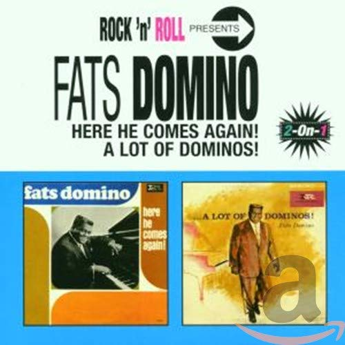 FATS - A Lot of Dominos/Here He Comes Again By FATS