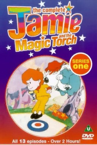 Jamie and the Magic Torch: The Complete Series 1