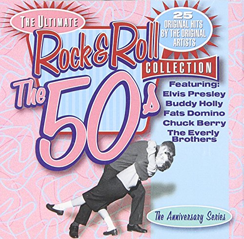 Various - The Ultimate Rock & Roll Collection: The 50's By Various