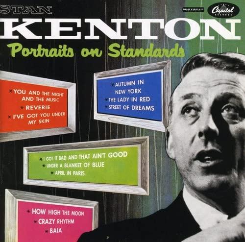 Kenton, Stan - Portraits On Standards
