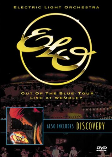 The Electric Light Orchestra - Out of the Blue: Live at Wembley/Discovery