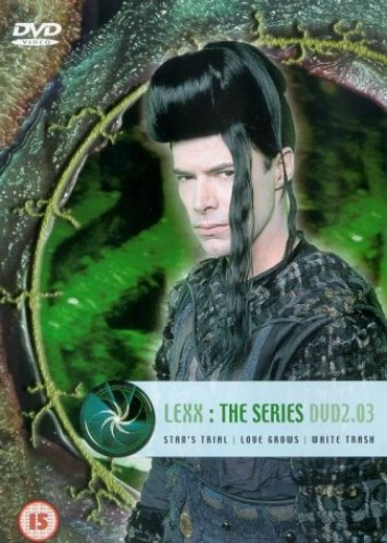 Lexx-Season-2-Volume-2-DVD-1999-CD-0KVG-FREE-Shipping