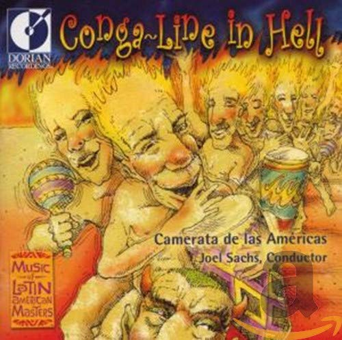 Various Composers - Conga Line in Hell