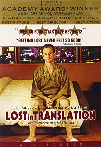 Sofia Coppola - Lost in Translation