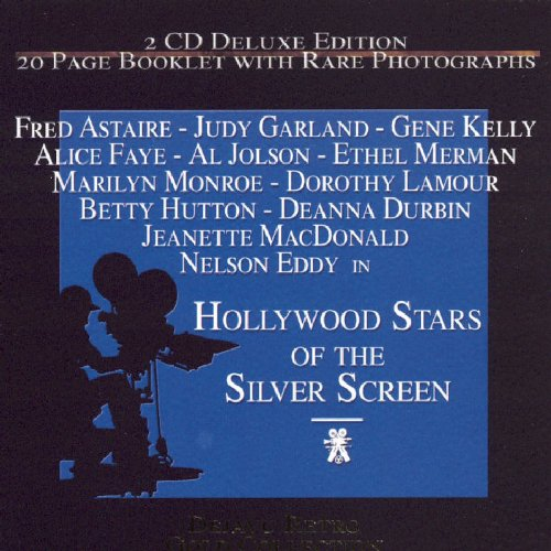 Various Artists - Hollywood Stars of the Silver Screen By Various Artists