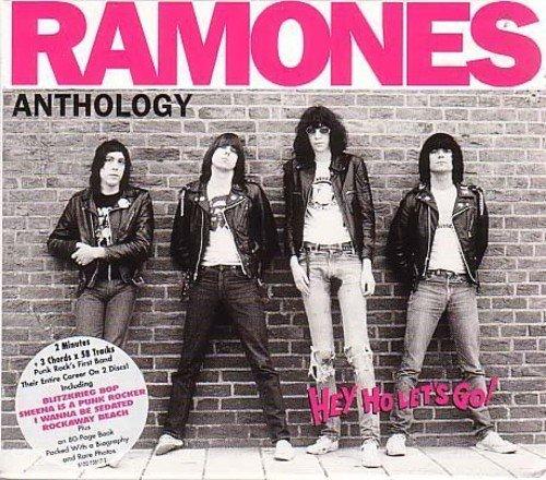 Ramones - Hey Ho Let's Go - Anthology