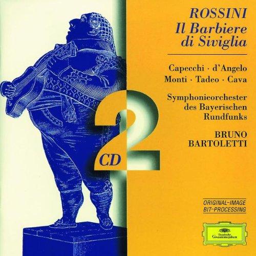 Gioachino Rossini - Rossini: Il barbiere di Siviglia By Gioachino Rossini
