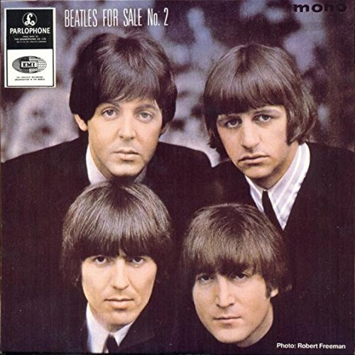 The Beatles - Beatles for Sale No.2 EP By The Beatles