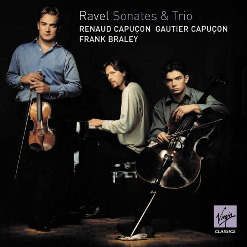 Frank Braley - Ravel: Sonates and Trio By Frank Braley