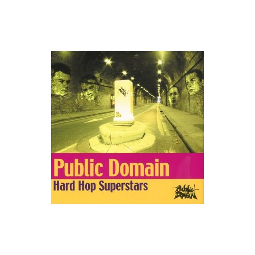 Public Domain - Hard Hop Superstars By Public Domain