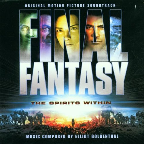 Original Soundtrack - Final Fantasy : The Spirits Within By Original Soundtrack