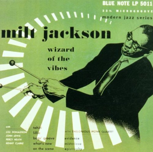 Jackson, Milt - Wizard Of The Vibes
