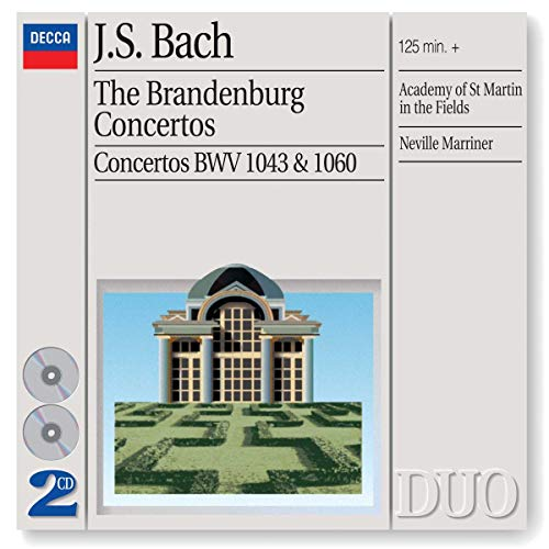 Academy of St. Martin in the Fields - Bach: Brandenburg Concertos By Academy of St. Martin in the Fields