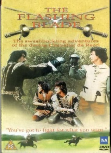The Flashing Blade: The Complete Series