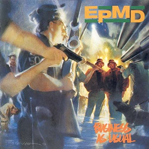 EPMD - Business as usual By EPMD
