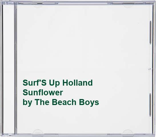 The Beach Boys - Slipcase