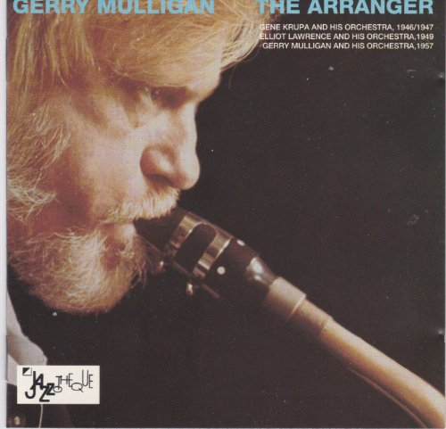 Gerry Mulligan - The Arranger (French Import)