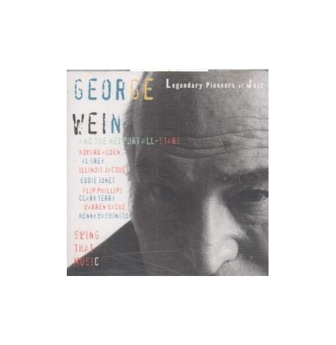 George Wein - Swing That Music