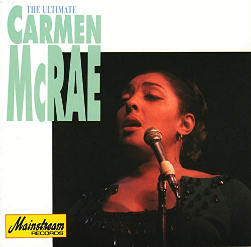 Carmen Mcrae - The Ultimate (French Import)