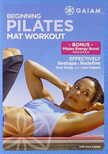 Pilates - Beginning Mat Workout