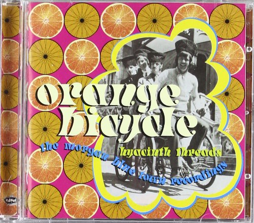 Orange Bicycle - Hyacinth Threads: the Morgan Blue Town Recordings