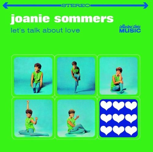 Sommers, Joanie - Let's Talk About Love