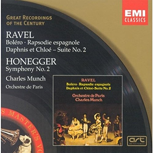 Symphony No. 2 - Ravel/Honegger