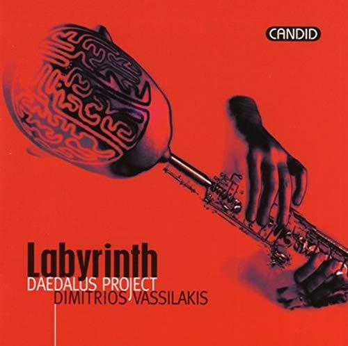 Dimitrios Vassilakis - Labyrinth By Dimitrios Vassilakis