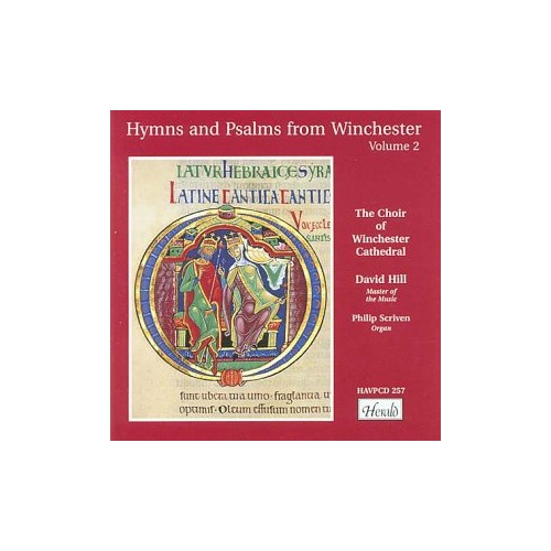 Hymns & Psalms from Winchester 2